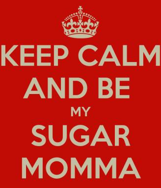 Momma wanted sugar WANTED: SUGAR